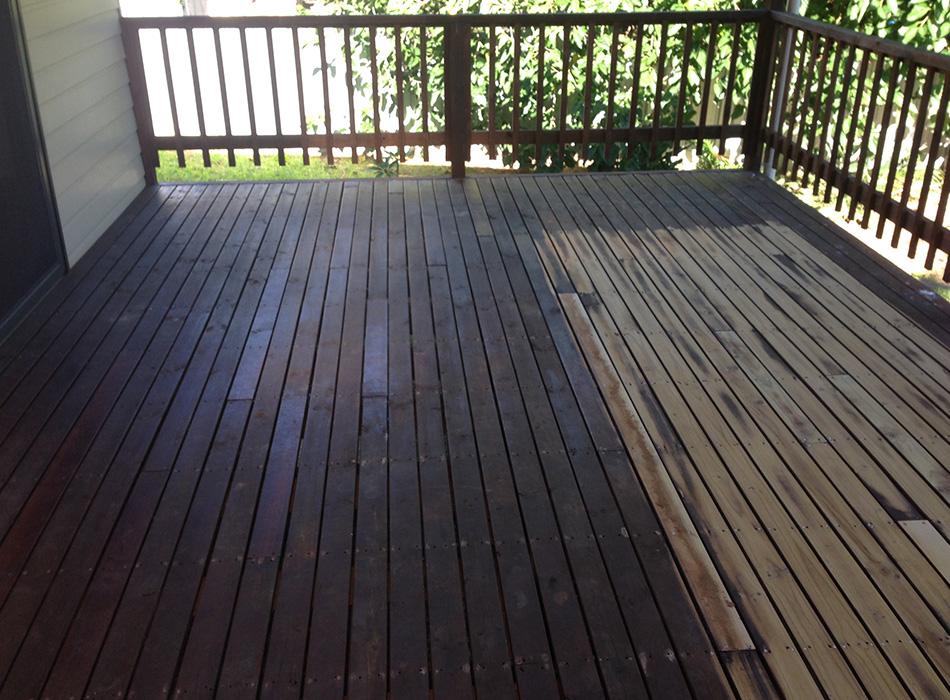 Floor Sandiing Newcastle - Deck 1