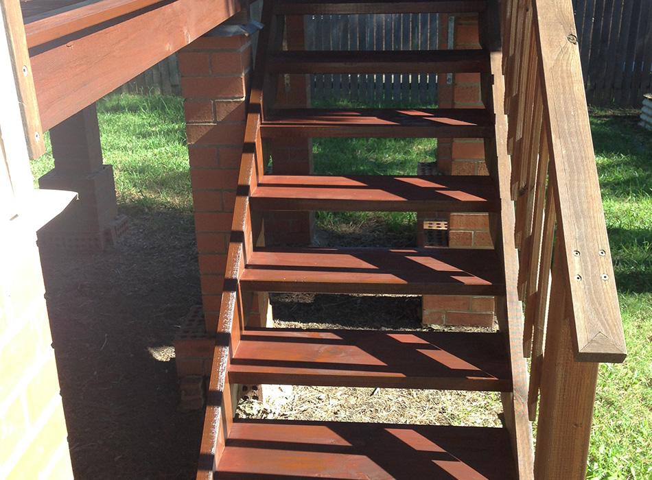Floor Sandiing Newcastle - Deck 3