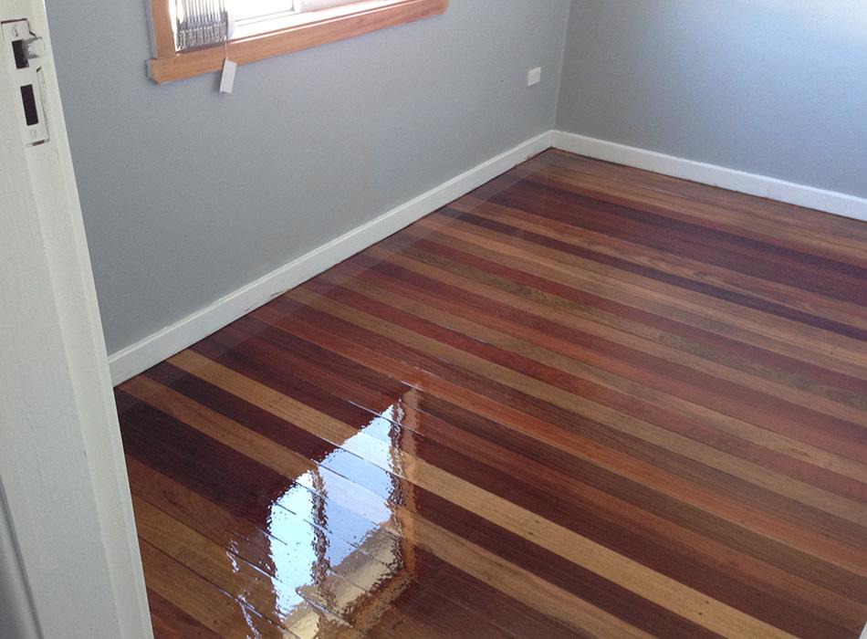Floor Sandiing Newcastle - Polishing 2