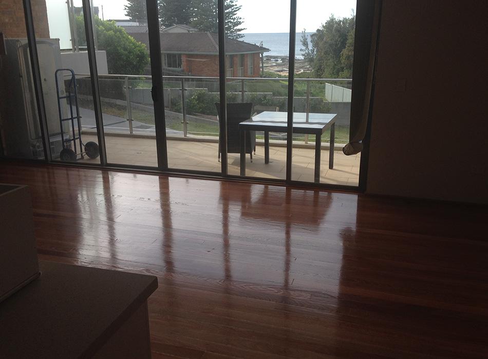 Floor Sandiing Newcastle - Polishing 3